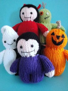 5 Lil Spooks pattern by chiwaluv