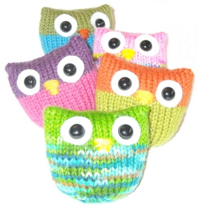 Owl Puffs by Jenna Krupar